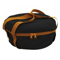 Cast Iron Storage Bag - 9 Quart Camp Oven Campfire