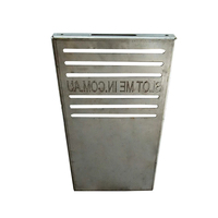 Slot Me In Stainless Steel Radiator Hot Plate Grill