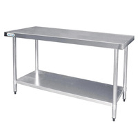 1500mm Stainless Steel Prep Table