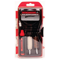 13 Piece Winchester 20G Mini-Pull Shotgun Cleaning Kit