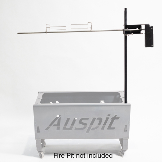 Auspit Portable Rotisserie Basic Package